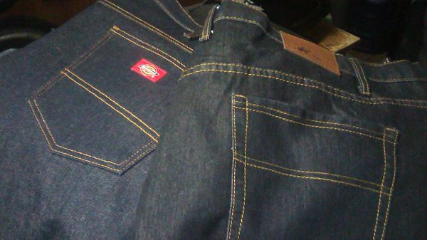 Dickies and polo size 50