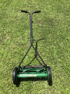 Scott's reel lawn mower for Sale in North Port, FL