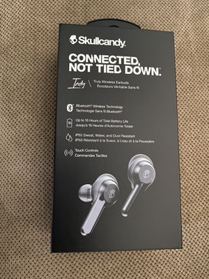 Skullcandy Indy wireless earbuds NIB for Sale in Stuart, FL