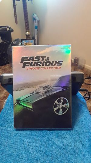 Fast&Furious 8 movie collection for Sale in Anaheim, CA