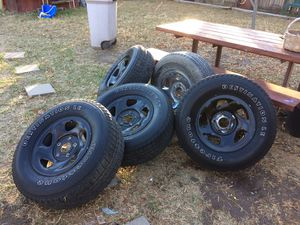 Dodge Stock Wheels for Sale in San Angelo, TX