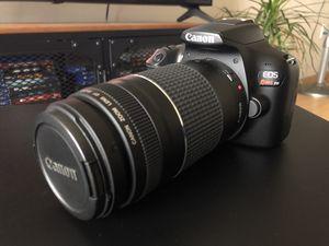 Canon EOS Rebel T6 for Sale in Seattle, WA