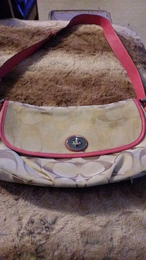 Coach purse for Sale in Monongahela, PA