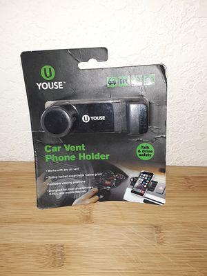 Car vent phone holder for Sale in Winter Garden, FL