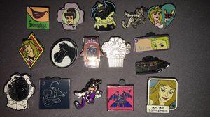Disney pins!! 5 for $30!! for Sale in Warren, NJ