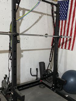 Squat Rack For Sale + Weights for Sale in Marietta,  GA