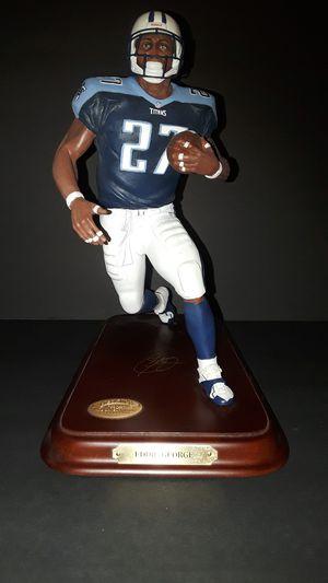 Tennessee Titans (Eddie George) statue for Sale in Princeton, FL