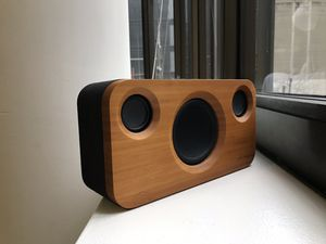 ARCHEER A320 25W 5200mAh Bamboo Bluetooth Speaker Portable Subwoofer HIFI Stereo Audio Power for Sale in Chicago, IL