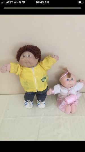 1984&1996 vintage cabbage patch dolls for Sale in Monroe, CT