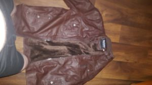 Brown leather jacket for Sale in Dallas, TX