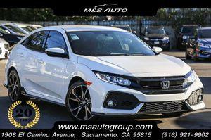 2017 Honda Civic Hatchback for Sale in Sacramento, CA