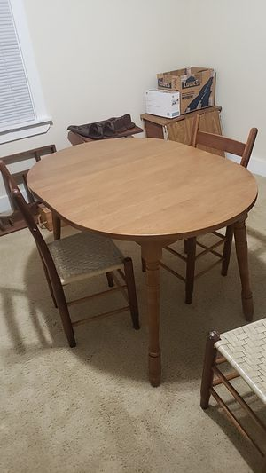 Kitchen table 3 chairs for Sale in Lexington, KY