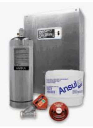 Ansul suppression system for Sale in Montebello, CA
