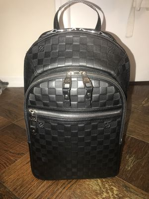 """Louis Vuitton Michael """"Infini"""" leather backpack mens womens for Sale in New York, NY"""