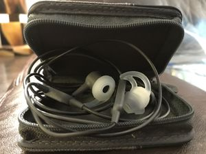 Bose - SoundTrue Ultra In-Ear Headphones (Samsung and Android) - Charcoal with case for Sale in Redondo Beach, CA