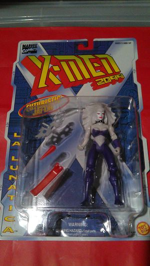 Toy biz Xmen 2099 LA lunatica figure for Sale in Santa Fe Springs, CA