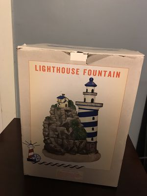 New Lighthouse Fountain for Sale in Groveport, OH