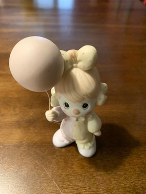 Precious Moments Clown With balloon 1984 for Sale in Apopka, FL