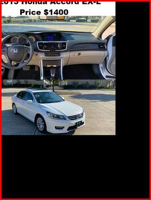ֆ14OO_2013 Honda Accoard for Sale in San Francisco, CA
