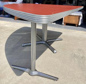 Rare Vintage Formica Corner Diner Table for Sale in Carlsbad, CA