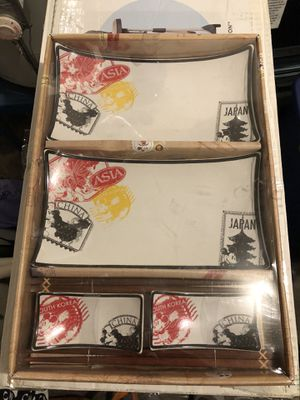 Mickey sushi plate set for Sale in Fife, WA