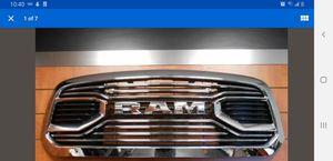 2017 dodge ram1500 Laramie grille for Sale in Pasco, WA