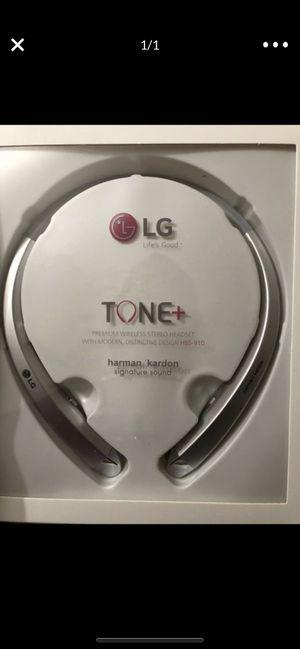 LG Tone Plus Bluetooth Headset for Sale in Richmond, VA
