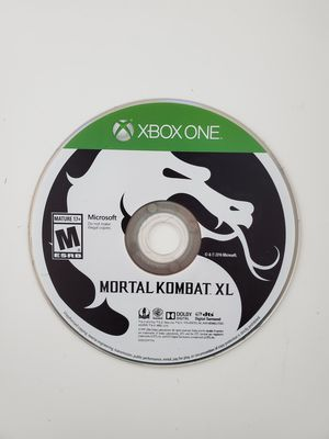Mortal Kombat XL for Xbox One for Sale in Chula Vista, CA