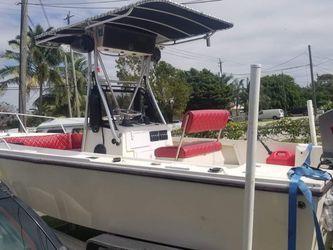 Boat Mako 21 Feet Clean for Sale in Miami,  FL