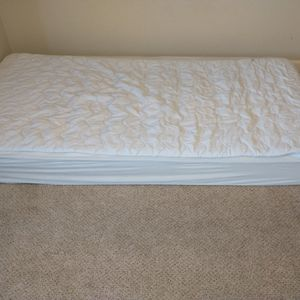 Twin Mattress With Cover for Sale in Portland, OR