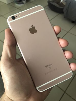iPhone 6s Plus Rose Gold No Power/Doesn't Turn On for Sale in Coral Gables, FL