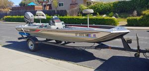 1997 bass tracker pro team 17 for Sale in Antioch, CA
