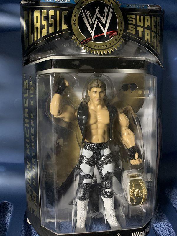 WWE Legends HBK Shawn Michaels