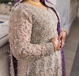 Pakistani wedding dress for Sale in Alexandria, VA