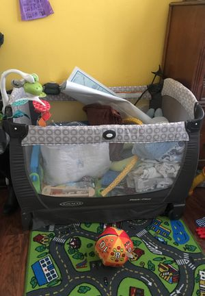 3 Piece Graco Pack N' Play for Sale in New York, NY