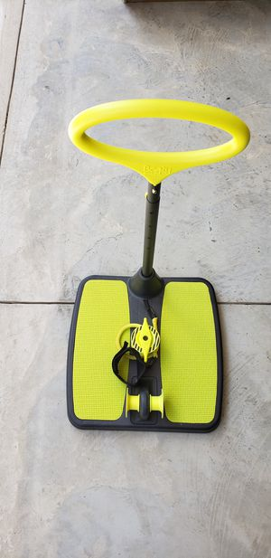 Total body workout resistance band station for Sale in Knoxville, TN