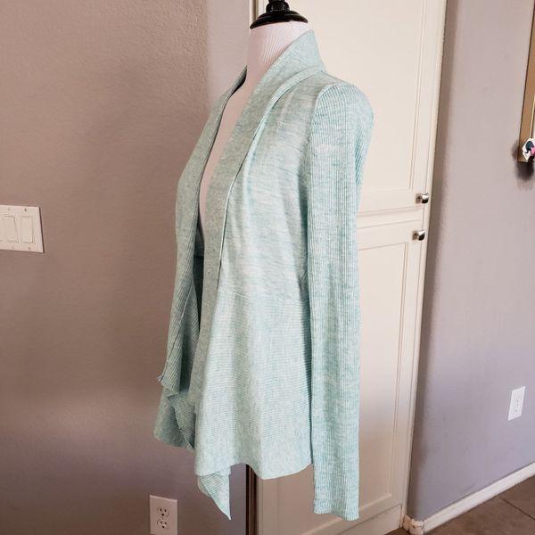 Verve Ami Waterfall Open Cardigan Women's Sweater