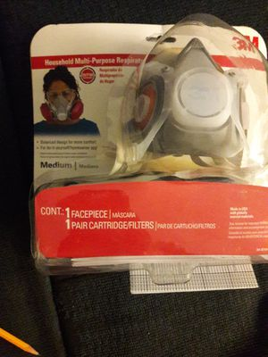 Brand new multi purpose respirator for Sale in Baldwin Park, CA