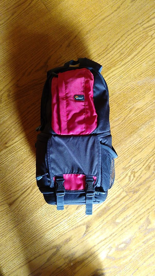 "Camera Backpack Lowepro - 16"" by 8"" by 6"""