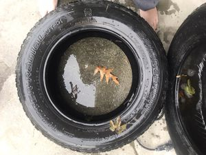 2 Bridgestone P215/60R15 winter radial Wt-01 tires for Sale in Newport News, VA