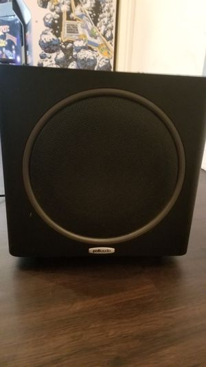 Polk Audio PSW110 subwoofer for Sale in Whittier, CA