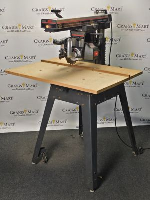 Craftsman Radial Arm Saw for Sale in Portland, OR