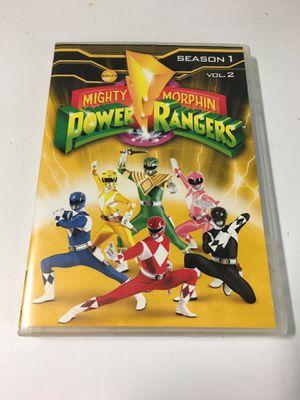 Power ranger dvd brand new for Sale in Creedmoor, NC