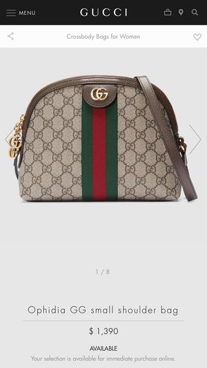 Gucci Ophidia GG small shoulder bag for Sale in Los Angeles, CA