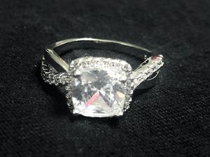 Sterling Silver CZ Ring for Sale in Las Vegas, NV