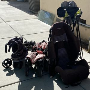 Stroller And Kids Chair for Sale in Montclair, CA
