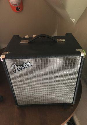Fender bass amp for Sale in Denver, CO