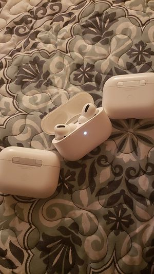 Airpod Pros For Sale ! Sale is the same price each ! for Sale in Silver Spring, MD