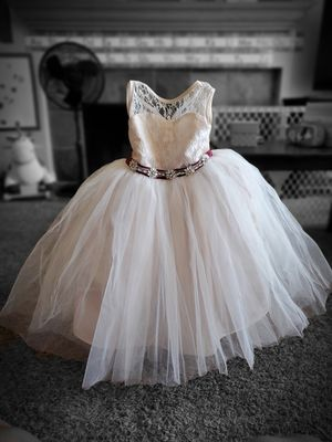 Flower Girl Dress toddler size 2t to 3t for Sale in San Diego, CA