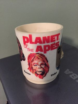 Planet of the Apes Deka Collectible Plastic Mug for Sale in Covina, CA
